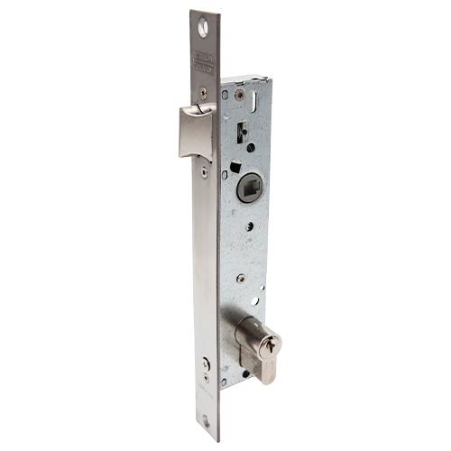 cerradura iseo puerta metalica