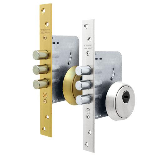 Cerraduras de seguridad cerradura seguridad tesa 1 punto - Cerraduras de seguridad ...